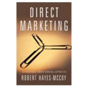 Direct Marketing: Robert Hayes-McCoy