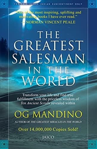 THE GREATEST SALESMAN IN THE WORLD: OG MANDINO