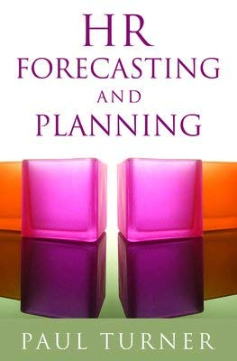 9788179927397: HR Forecasting and Planning