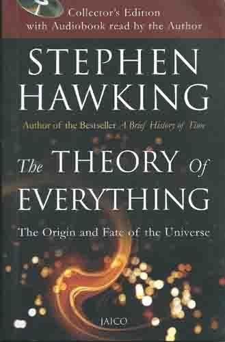 9788179927939: The Theory of Everything: The Origin and Fate of the Universe