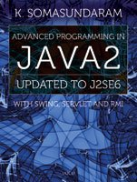 9788179928882: Advanced Programming in JAVA 2 , Updated to J2SE6
