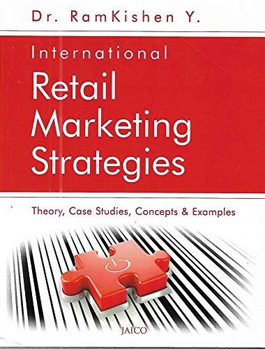 International Retail Marketing Strategies: RamKishen Y.