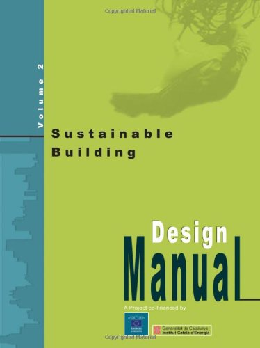 9788179930533: Sustainable Building: Pt. 1 & 2: Design Manual