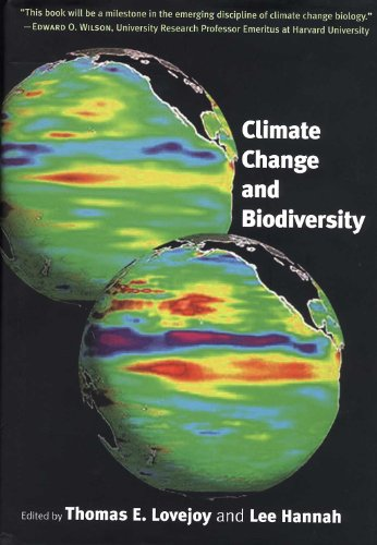 9788179930847: Climate Change and Biodiversity