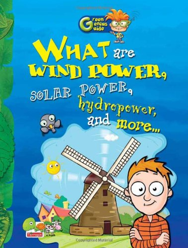 9788179931240: Green Genius Guide: What are Wind Power, Solar Power, Hydropower, and more...