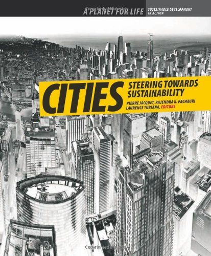 9788179931318: Cities: Steering towards sustainability
