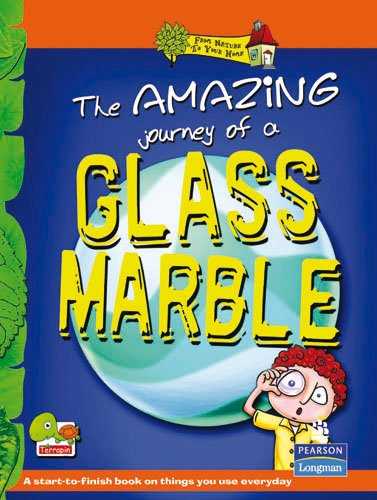 The Amazing Journey of a Glass Marble: Tanya Luther Agarwal