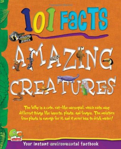 101 Facts: Amazing Creatures: Garima Sharma