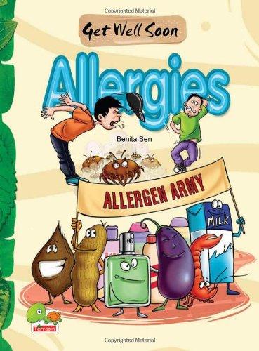 9788179933176: Get Well Soon: Allergies