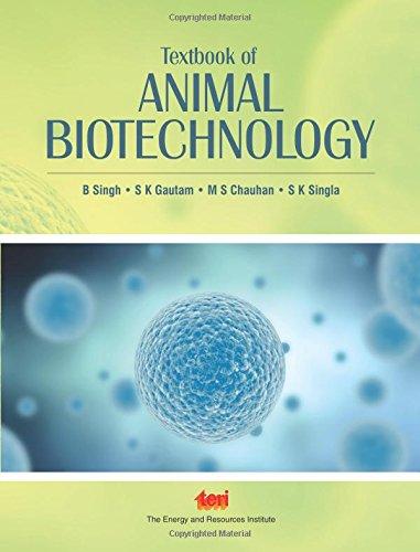 Textbook of Animal Biotechnology: Singh, B; Gautam,