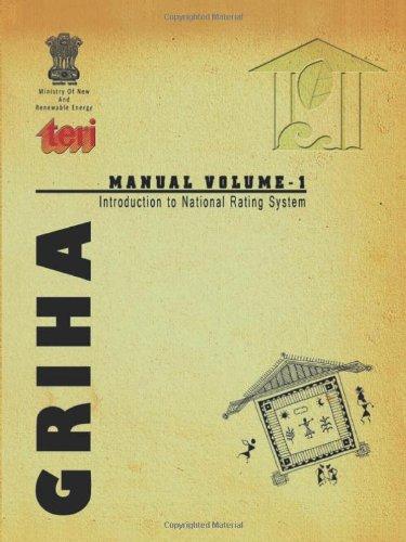 GRIHA Manuals, 5 Vols: A TERI Publication