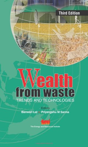 9788179934241: Wealth from waste, Third Edition