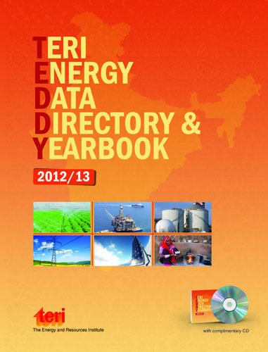 9788179935200: TERI Energy Data Directory & Yearbook (TEDDY) 2012/13: with complimentary CD