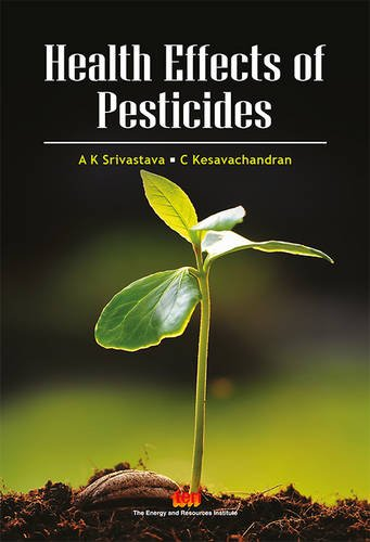 9788179935439: Health Effects of Pesticides