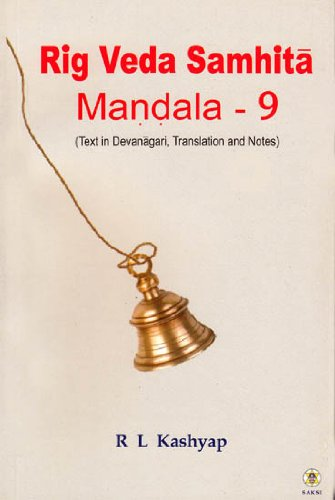 9788179940815: Rig Veda Samhita: Mandala-9 (Text in Devanagari, Translation and Notes)