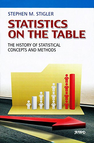 9788180040221: Statistics on the Table : The History of Statistical Concepts and Methods