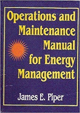 9788180140693: Operations Maintenance Manual For Energy Management