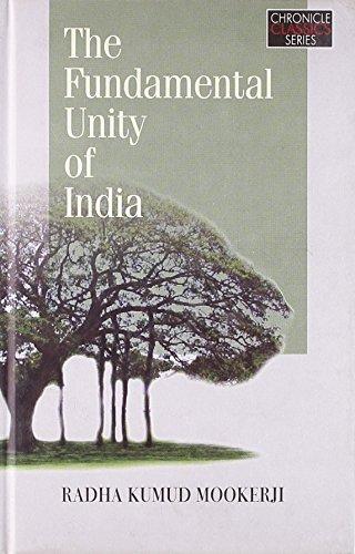 9788180280054: Fundamental Unity of India