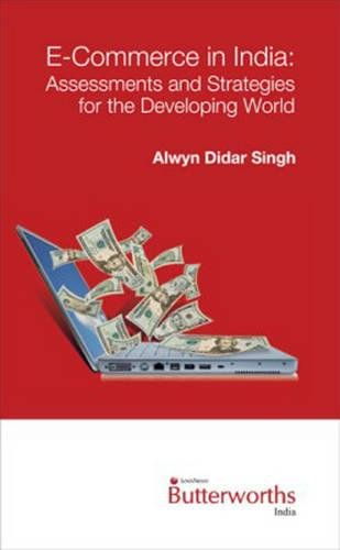 9788180381676: E-Commerce in India: Assessments and Strategies for the Developing World
