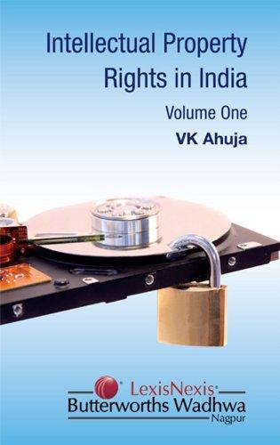 Intellectual Property Rights in India,2 Vols: V.K. Ahuja