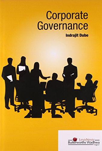 Corporate Governance: Indrajit Dube