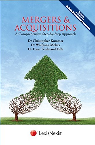 9788180388910: Mergers and Acquisitions A Comprehensive Step-by-Step Approach