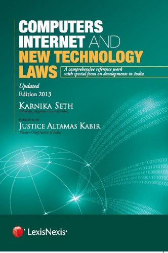9788180389030: Computers Internet and New Technology Laws 2013