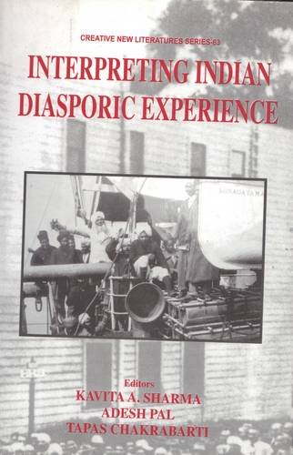 Interpreting Indian Diasporic Exp: Kavita A.Sharma