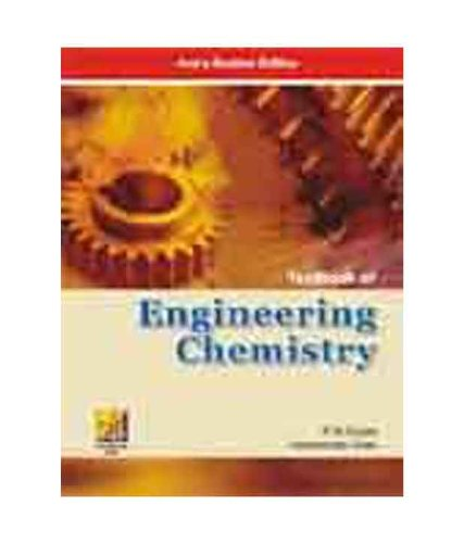 Textbook of Engineering Chemistry: Harmendra Goyal,R.N. Goyal