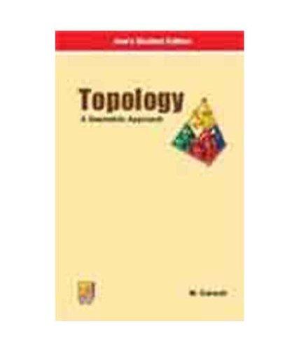 Topology: A Geometric Approach: M. Ganesh