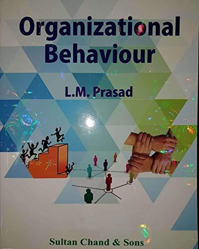 9788180548413: Organizational Behaviour