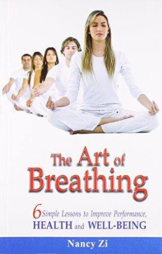 9788180560972: Art of Breathing