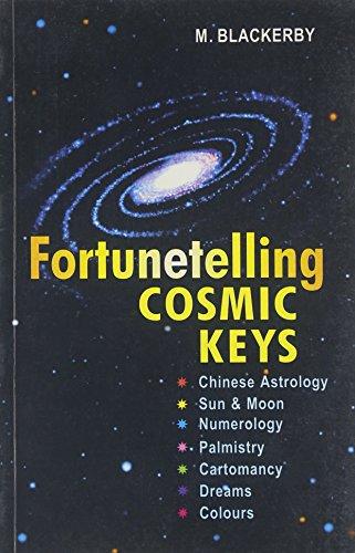 9788180562013: Fortunetelling: Cosmic Keys