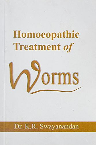 Homeopathic Treatment of Worms: K. R. Swayanandan