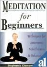 9788180563119: Meditation for Beginners