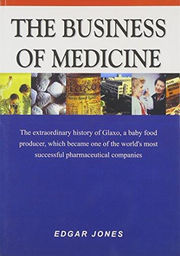 The Business of Medicine: Edgar Jones