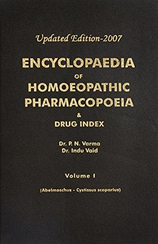 9788180565601: New Millenium Encyclopaedia of Homoeopathic Pharmacopoeia (4 vols)