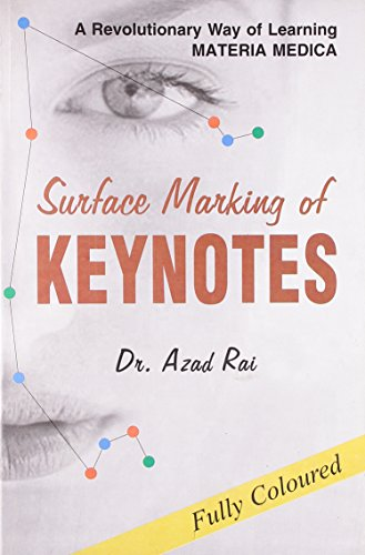 Surface Marking of Keynotes: A Revolutionary Way: Azad Rai