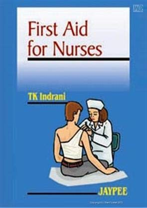 9788180611162: First Aid for Nurses