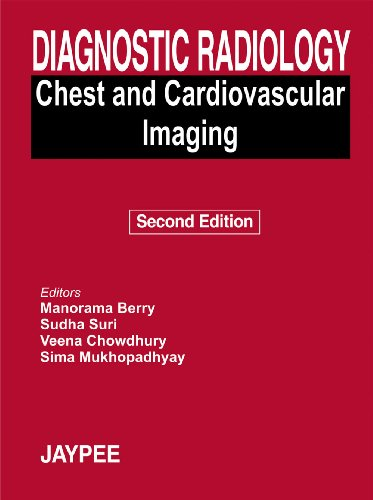 9788180611384: Diagnostic Radiology: Chest and Cardiovascular Imaging