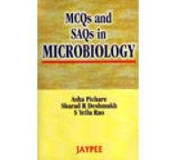 Mcqs And Saqs In Microbiology: Pichare