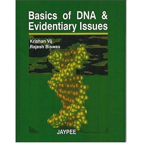 Basics of DNA & Evidentiary Issues: Krishan Vij, Biswas
