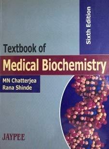 9788180613654: Textbook of Medical Biochemistry