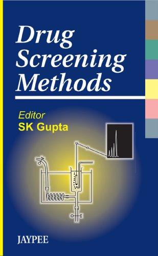 9788180613975: Drug Screening Methods