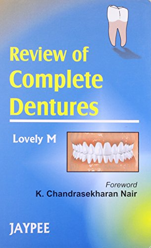 Review of Complete Dentures: Lovely M (Author)