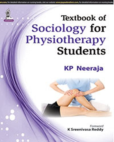 Textbook of Sociology for Physiotherapy Students: K.P. Neeraja