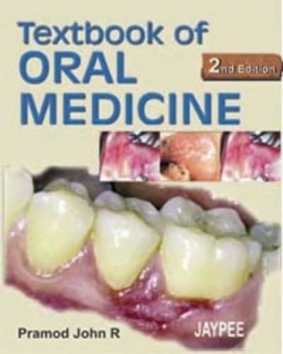 Oral Medicine Book By Ghom