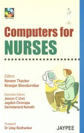 9788180617072: Computers for Nurses