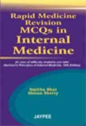 Rapid Medicine Revision MCQs in Internal Medicine: Bhat Smitha Shetty