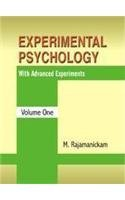 Experimental Psychology: With Advanced Experiments, 2 Vols: M. Rajamanickam
